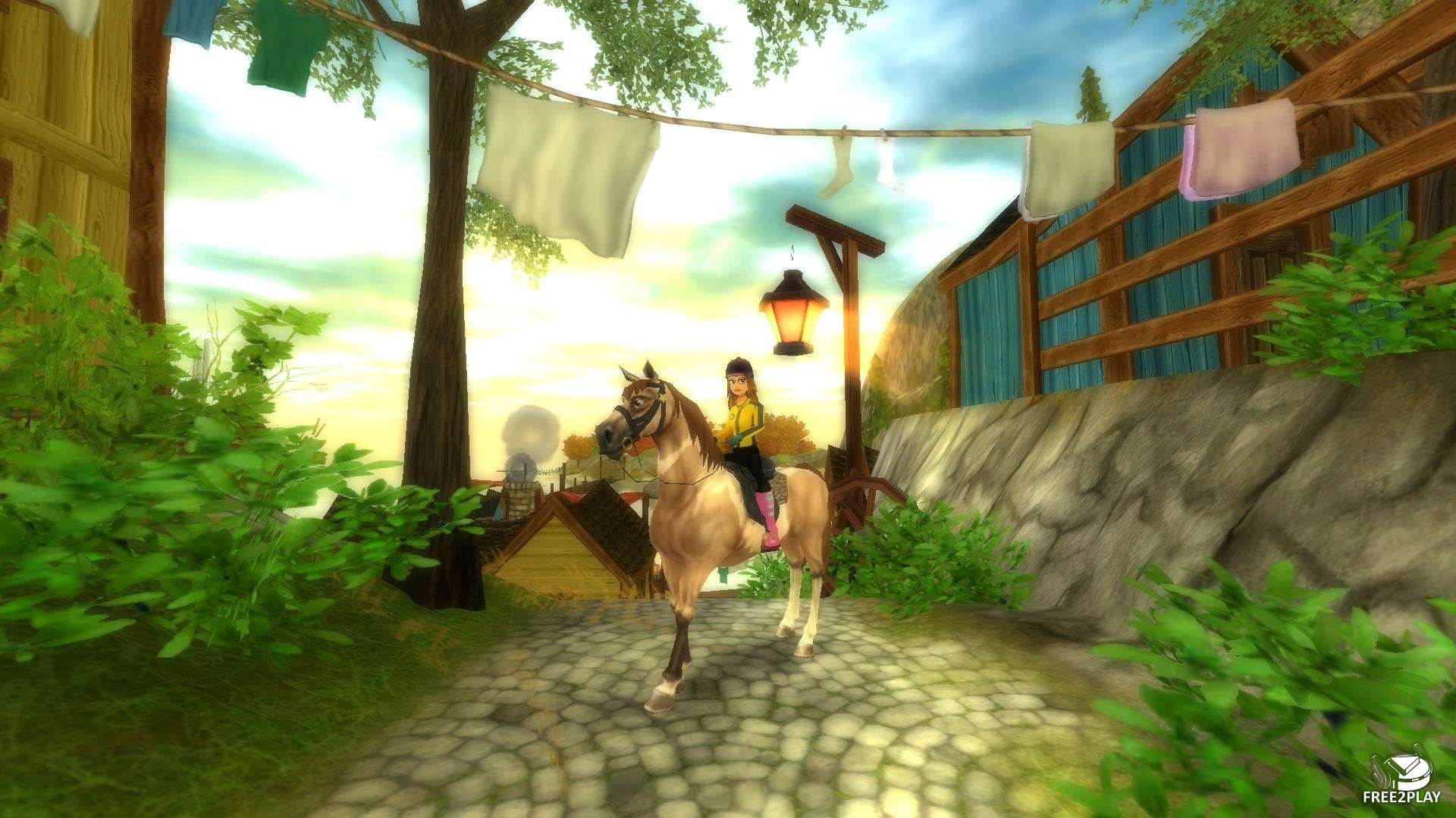 3d Server Wallpaper Star Stable Free2play Star Stable F2p Game Star Stable