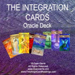 The Integration Cards by Dyan Garris - animated readings online