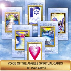 Voice of the Angels cards by Dyan Garris - free readings online