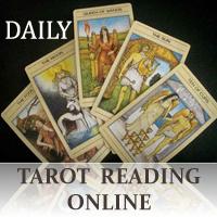 daily tarot reading online