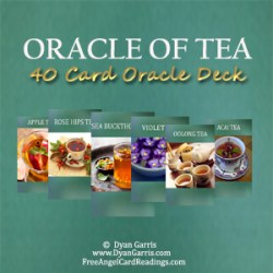 Oracle of Tea - Free readings online - animated