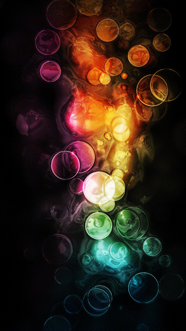 Bmw Wallpaper Iphone 6 Plus Colorful Bubbles And Smoke Iphone 6 6 Plus And Iphone 5