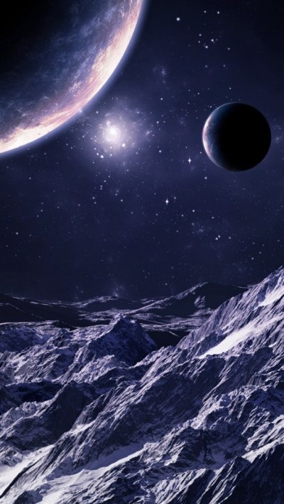 Outer Planet Wallpaper - Free iPhone Wallpapers