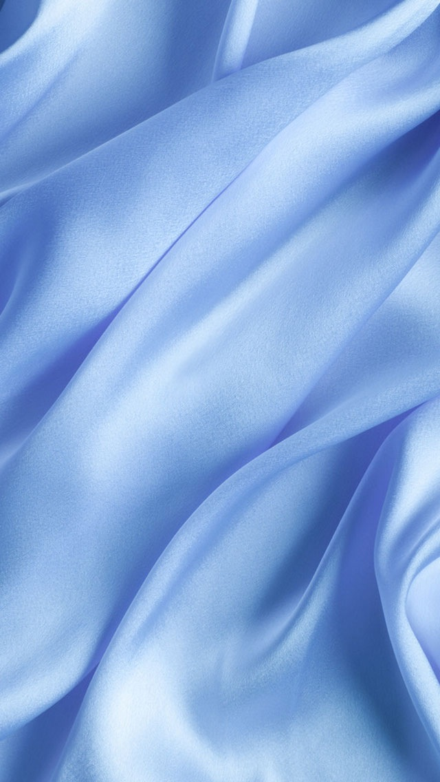 3d Wallpaper Parallax Free Smooth Blue Silk Iphone 6 6 Plus And Iphone 5 4 Wallpapers