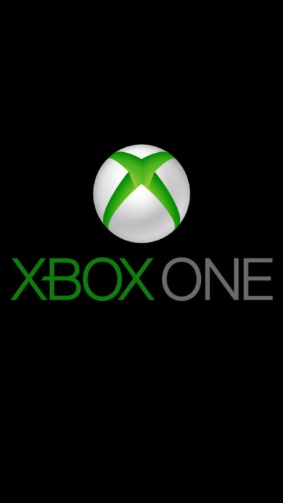 Xbox One Logo iPhone 6 / 6 Plus and iPhone 5/4 Wallpapers