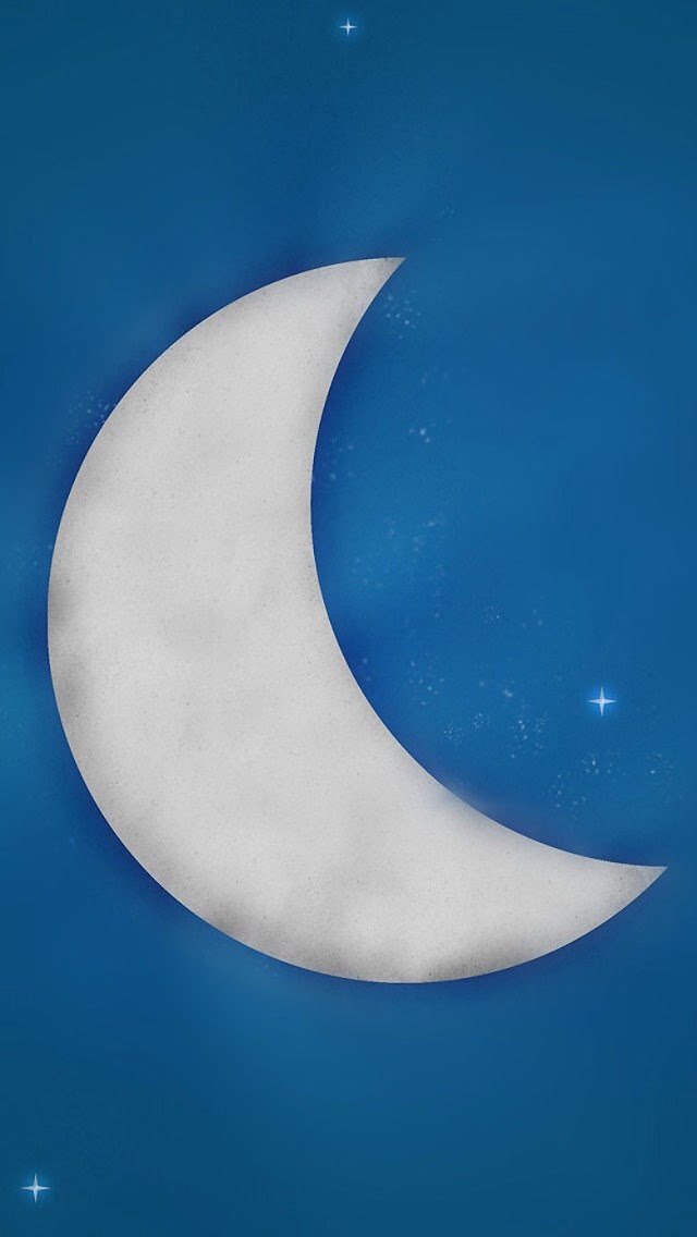 3d Wallpaper Parallax Free Cartoon Moon Iphone 6 6 Plus And Iphone 5 4 Wallpapers