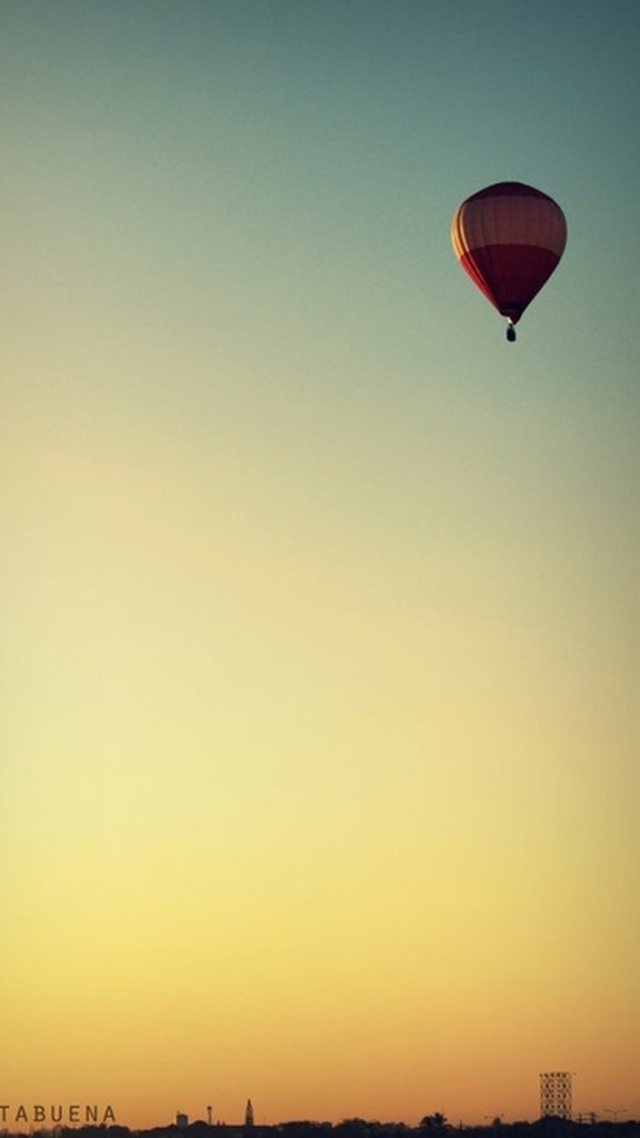 Wallpapers Adidas Girl Colorful Hot Air Balloon Wallpaper Free Iphone Wallpapers