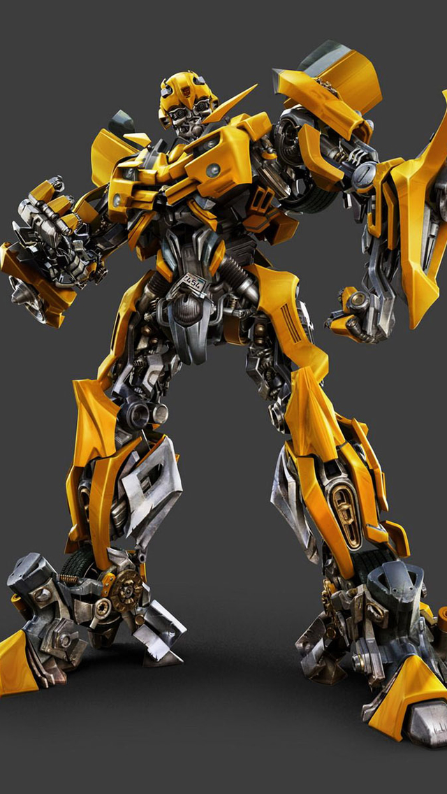 3d Live Wallpaper For Iphone 4s Bumblebee Transformers Iphone 6 6 Plus And Iphone 5 4