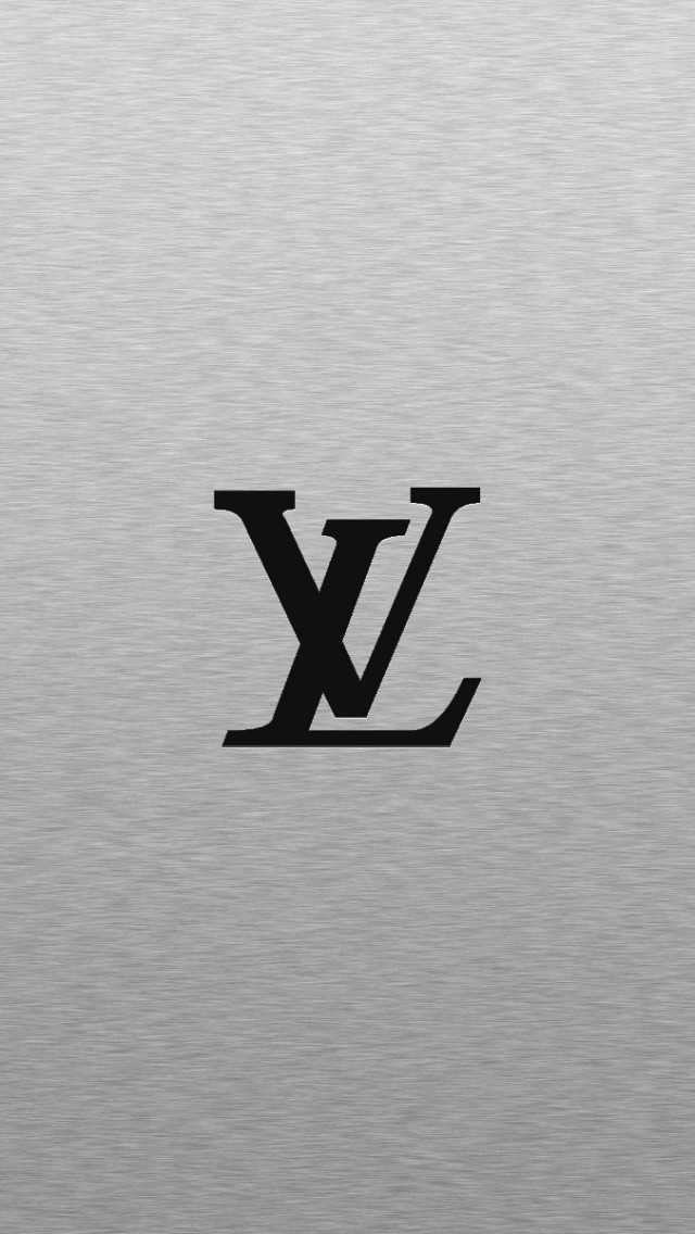 Wallpaper For Iphone 4s Black Dark Louis Vuitton Logo Iphone 6 6 Plus And Iphone 5 4