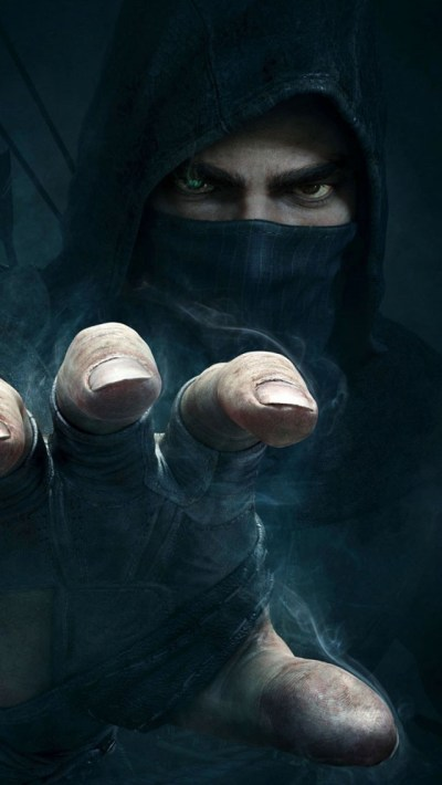 Thief Video Game Wallpaper - Free iPhone Wallpapers
