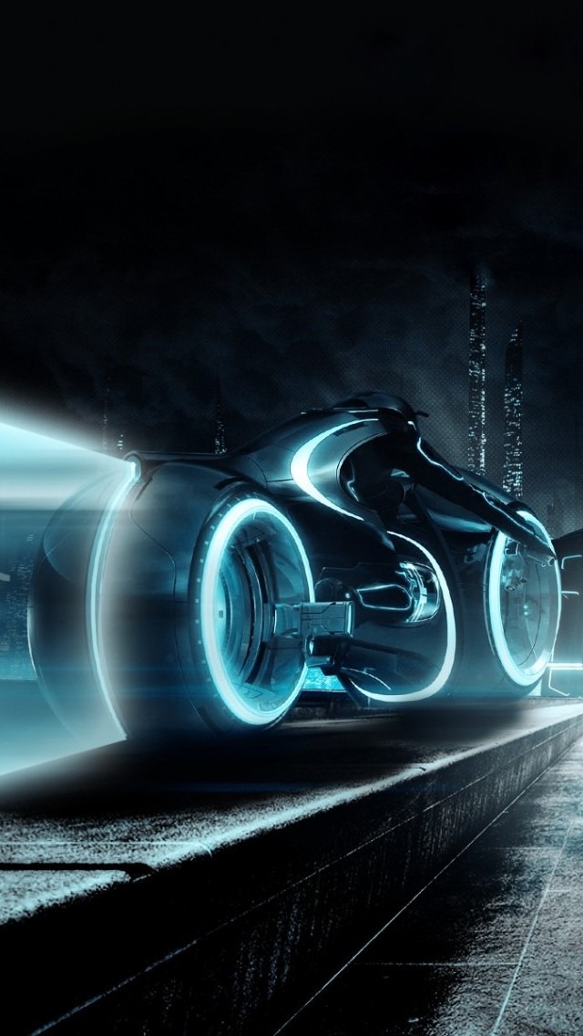 Titanic 3d Wallpaper Free Download Tron Legacy Motorcycle Iphone 6 6 Plus And Iphone 5 4