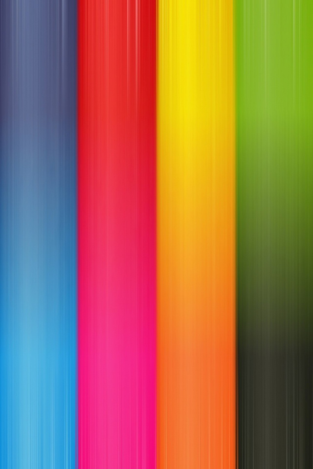 3d Wallpaper Parallax Free 4 Color Vertical Stripes Iphone 6 6 Plus And Iphone 5 4