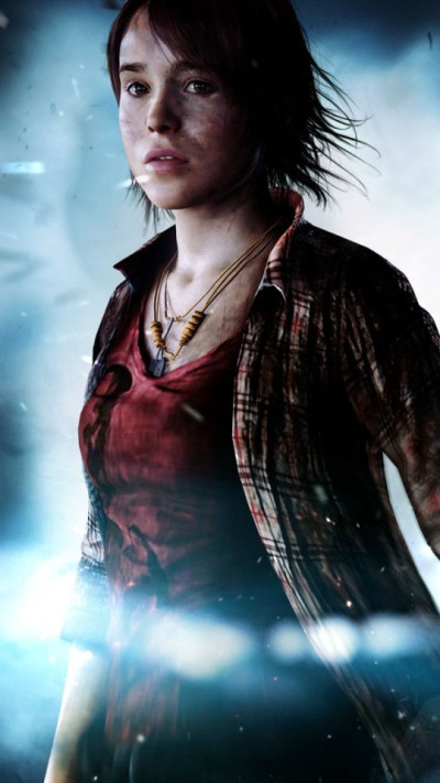 Beyond: Two Souls Game Wallpaper - Free iPhone Wallpapers