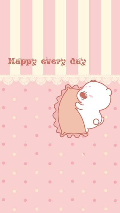 Happy Everyday Wallpaper - Free iPhone Wallpapers