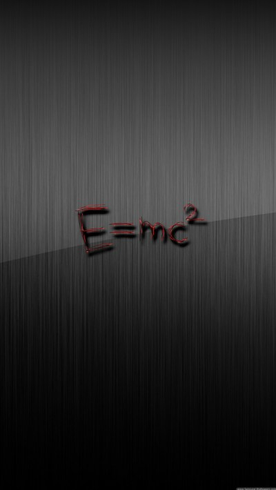 E=mc2 Wallpaper - Free iPhone Wallpapers