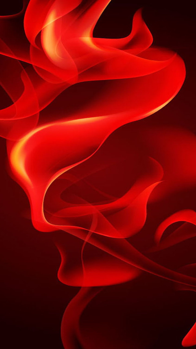 3d Parallax Background Wallpaper Free Download Red Flame Iphone 6 6 Plus And Iphone 5 4 Wallpapers