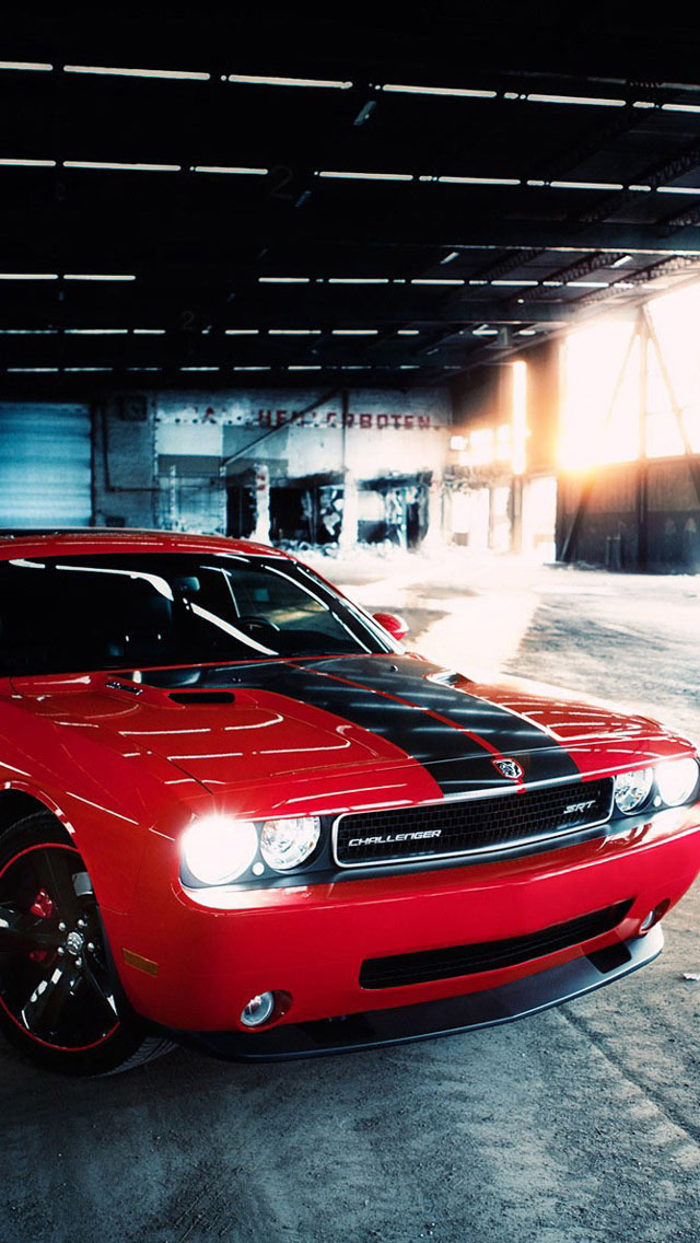 Camaro Girl Wallpaper Dodge Challenger Srt Wallpaper Free Iphone Wallpapers