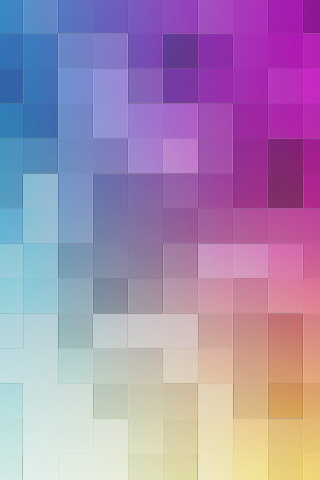 Red And Blue Heart Hd Wallpapers Gradient Color Grids Wallpaper Free Iphone Wallpapers