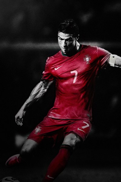 Cristiano Ronaldo CR7 Portugal Wallpaper - Free iPhone Wallpapers