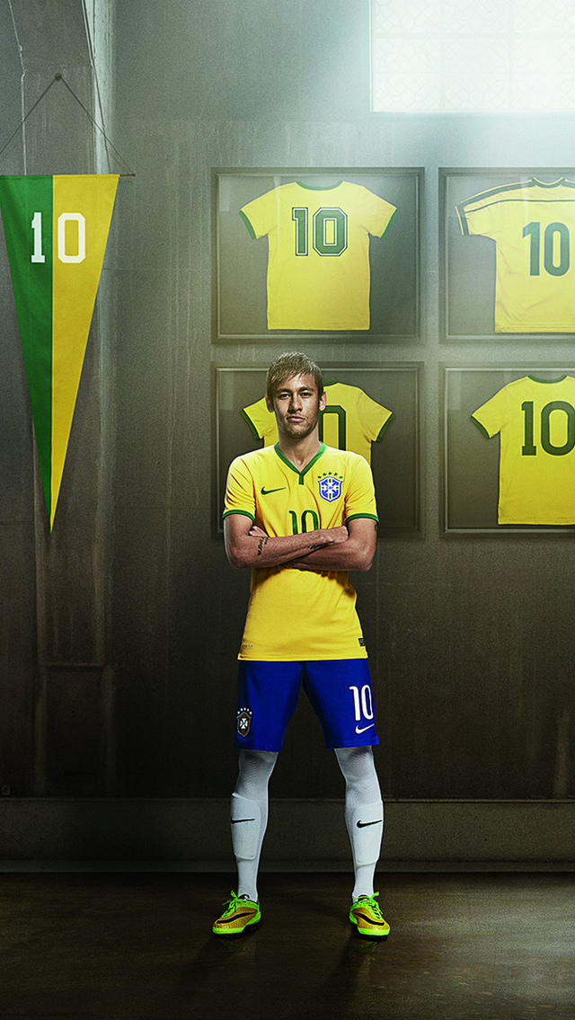 3d Wallpaper Parallax Free Neymar Iphone 6 6 Plus And Iphone 5 4 Wallpapers