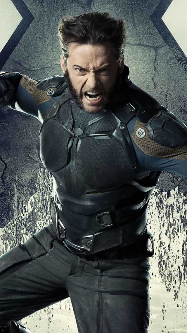 Lonely Girl Wallpaper Download Free Wolverine In X Men Days Of Future Past Iphone 6 6 Plus