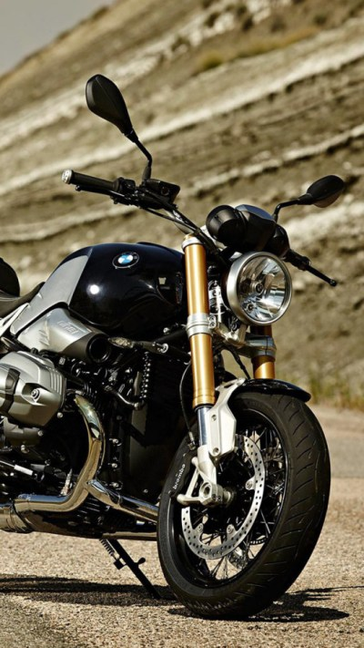 BMW R nineT 2014 Wallpaper - Free iPhone Wallpapers