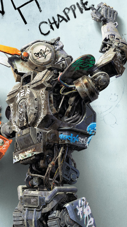 Cute Frozen Wallpapers Chappie Movie 2015 Wallpaper Free Iphone Wallpapers