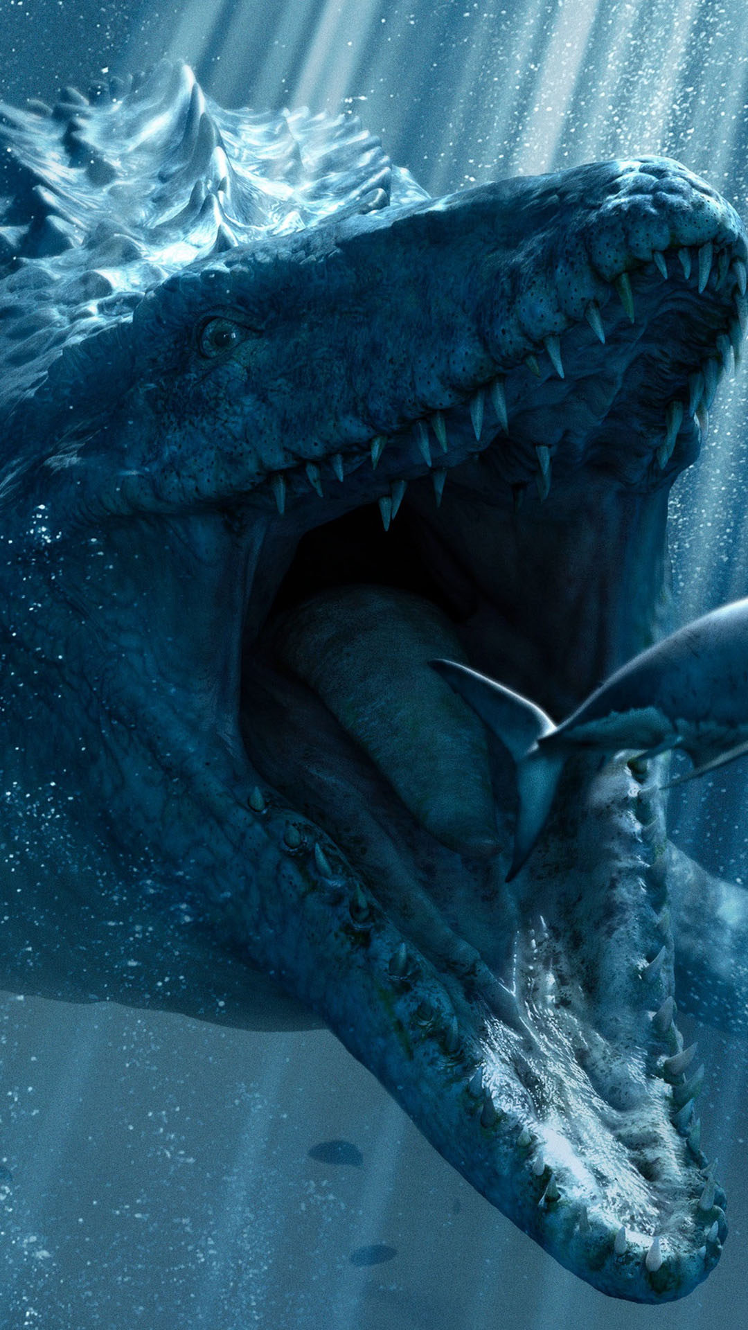 Cute Bow Iphone Wallpaper Jurassic World Underwater Iphone 6 6 Plus And Iphone 5 4