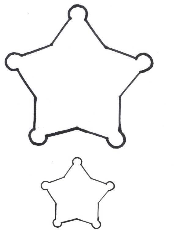 Star Shapes and Patterns - Applique, Quilts, Clip Art