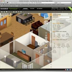 Autodesk Homestyler 3D Software Windows Freeware, Autodesk ...