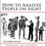 How To Analyze People On Sight: Five Human Types