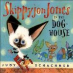 Audiobook Skippyjon Jones in the Dog-House by Judy Schachner