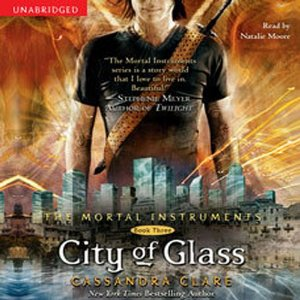 The Mortal Instruments: City of Glass Audio Book 3