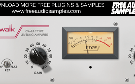 Cakewalk – CA-2A (Free Compression Plugin)