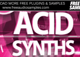 Hex Loops – Acid Synths (Free Wav Sample Pack)