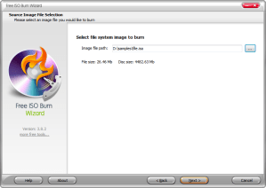 Burn ISO Image Software Free Download