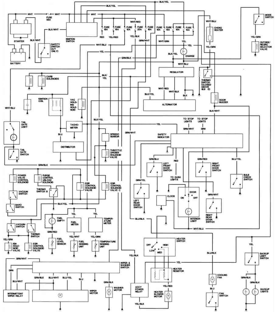 1981 honda xr200 engine wiring diagram