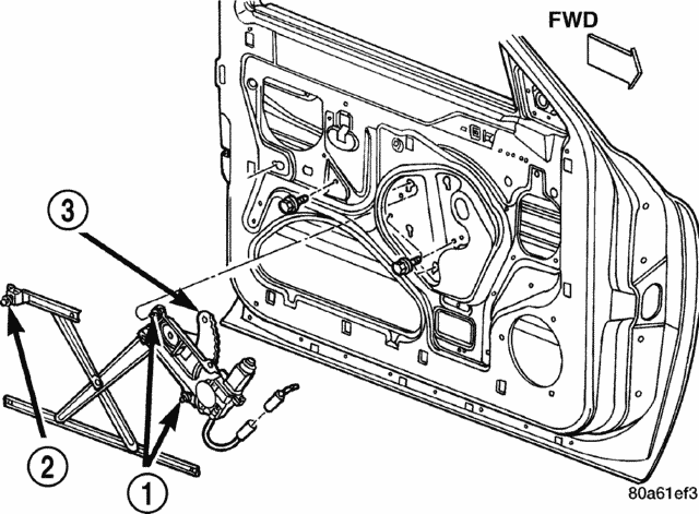 2002 dodge durango window regulator auto parts diagrams