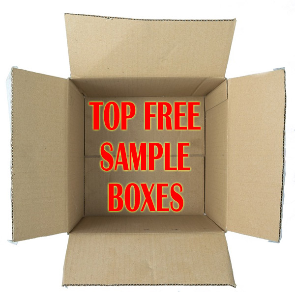 Top FREE Sample Boxes \u2013 EVERY MONTH in the Mail! Freebie Depot