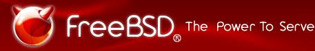 Free BSD versie 10.0 (afbeelding via freebsd.org)