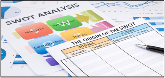 10 Free SWOT Analysis Templates With Examples Each SWOT Template - analysis templates