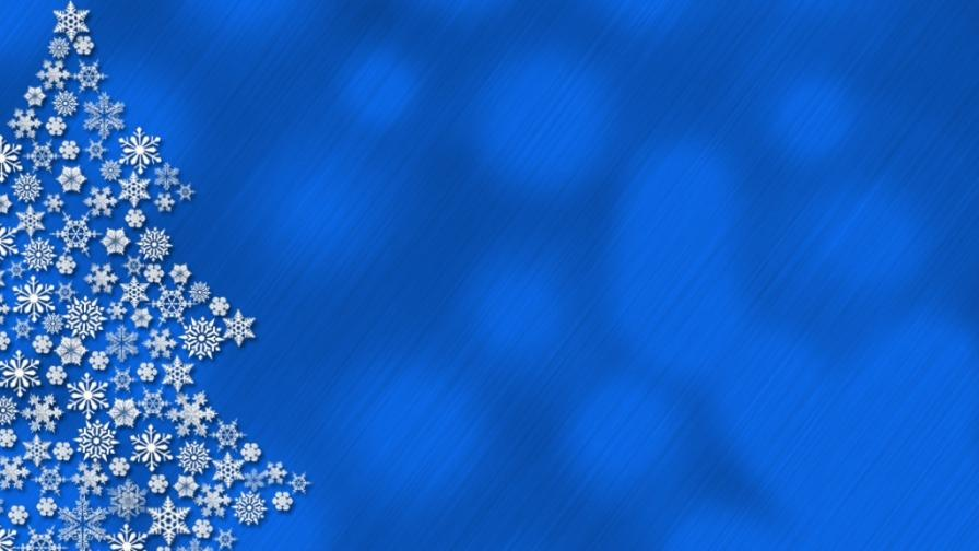 Animation Wallpaper Android Stylish Blue Christmas Wallpaper