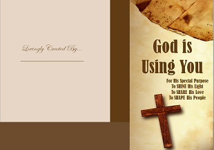 Pastor Appreciation Cards