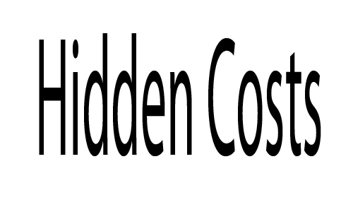 Getting A Quote On Hidden Costs