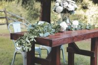 Farmhouse Table Rentals for Weddings, Showers or Any ...