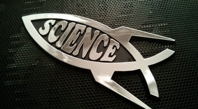 Q&A: Why am I not allowed to believe in [science]?
