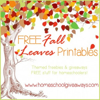 Free Fall Wallpaper Apps Free Fall Leaves Themed Printables Free Homeschool Deals