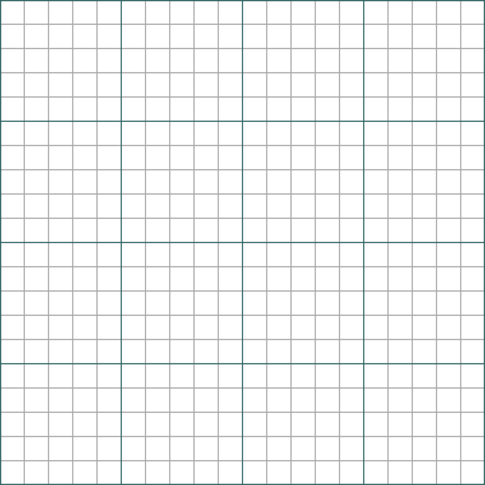 graph paper transparency