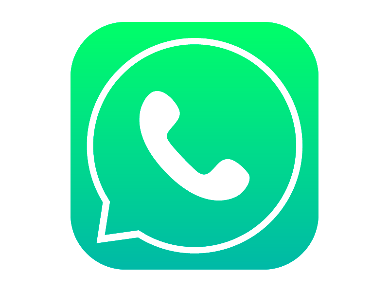 Whatsapp Icon With Ios7 Style 3941 Free Icons And Png
