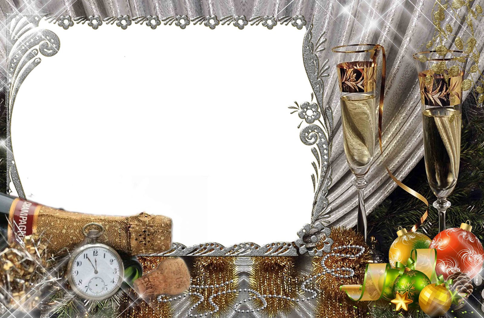 Background Transparent Xmas Frame 30327 Free Icons And